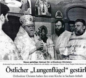2000-2002. Aus dem Leben der Gemeinde in Halle
