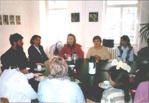 2003-2005. Aus dem Leben der Gemeinde in Halle