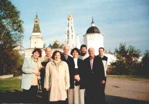 2000-2003 г. Из жизни прихода в Галле